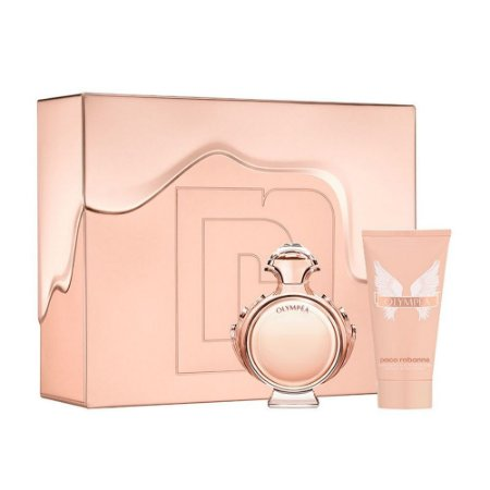 Kit Olympêa Paco Rabanne  Eau de Parfum 50ML + Body Lotion 75ML - Feminino