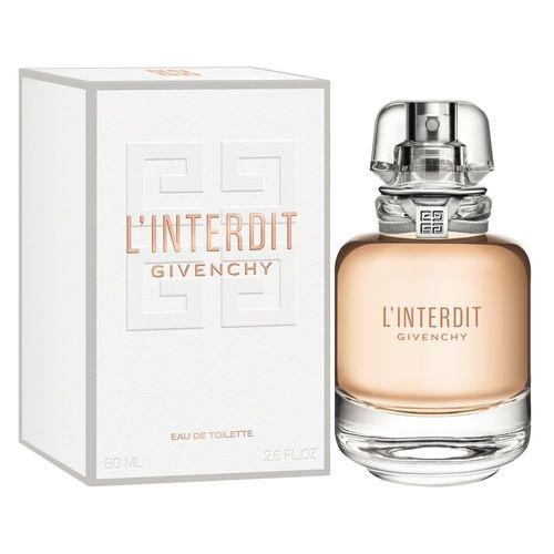 L'Interdit Eau de Toilette Givenchy 80ml - Perfume  Feminino