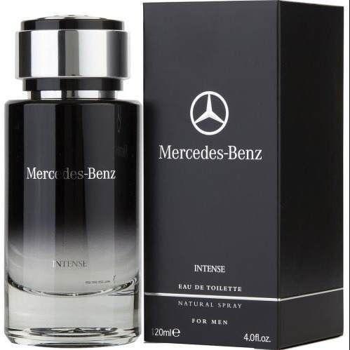 Mercedes-Benz Intense Eau De Toilette 75ml - Perfume Masculino