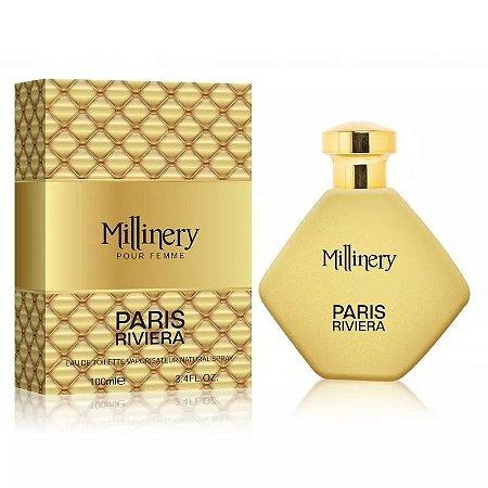 Millinery Paris Riviera Eau de Toilette 100ml - Perfume Feminino