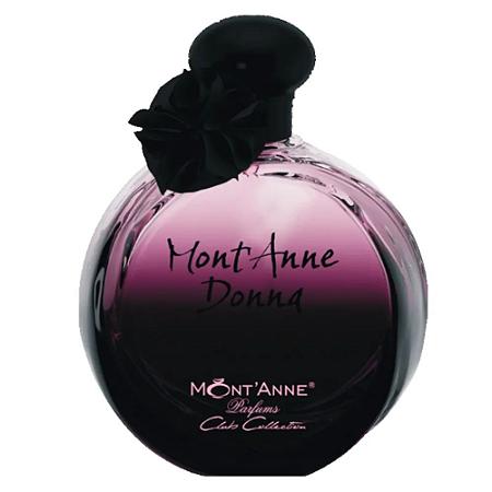 Mont'Anne Donna Eau de Parfum 100ml - Perfume Feminino