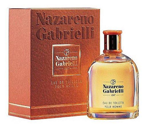 Nazareno Gabrielli Pour Homme Eau de Toilette 100ml - Perfume Masculino