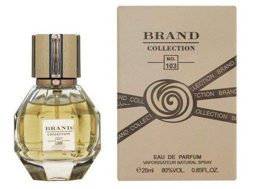 Nº 103 Eau de Parfum Brand Collection 25ml - Perfume Feminino