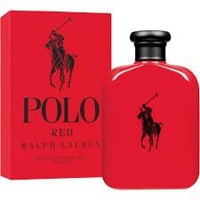 Polo Red Eau de Toilette Ralph Lauren 75ml - Perfume Masculino