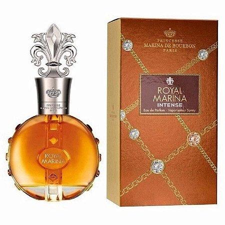 Royal Marina Intense Eau de Parfum Marina de Bourbon 50ml - Perfume Feminino