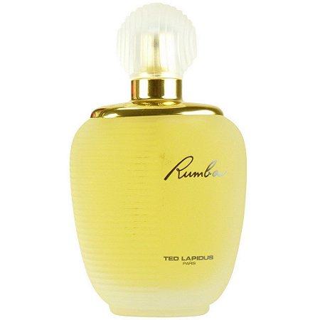 Rumba Eau De Toilette Ted Lapidus 100ml - Perfume Feminino