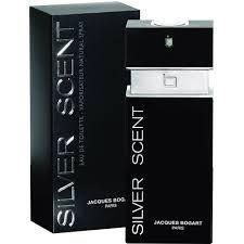 Silver Scent Eau de Toilette Jacques Bogart 50ml - Perfume Masculino