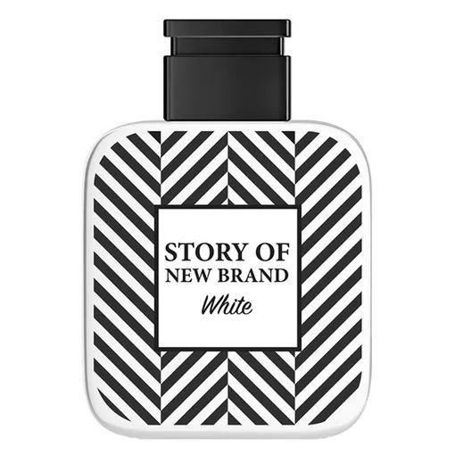 Story of New Brand White Eau de Toilette New Brand 100ml - Perfume Masculino
