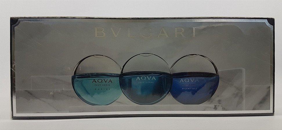 The Aqva Pour Homme Travel Collectinon 3x15ML