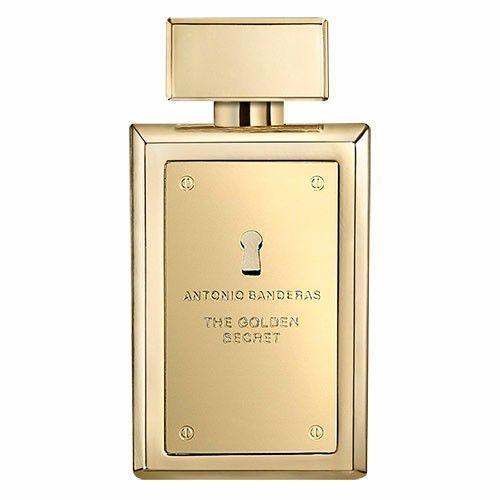 The Gold Edition Eau de Toilette Antonio Banderas  100ML - Perfume Masculino