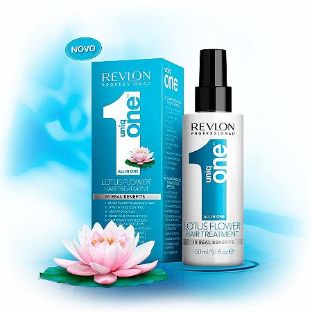 Uniq One Flor de Lotus Revlon Professional 150ml - Tratamento Capilar