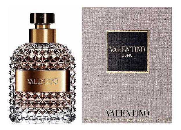 Valentino Uomo Eau de Toilette Valentino 100ml - Perfume Masculino