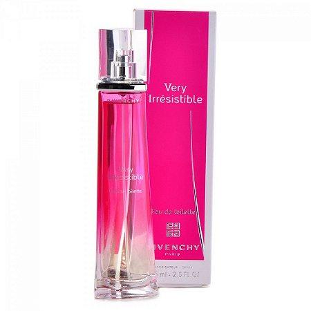 Very Irresistible eau de Toilette Givenchy - Perfume Feminino 75ML