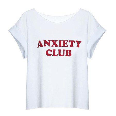 T-SHIRT ANXIETY