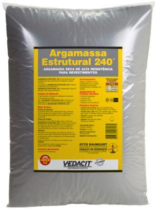 ARGAMASSA ESTRUTURAL 240