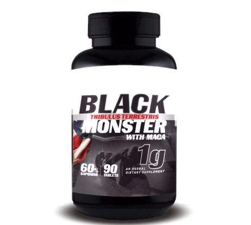Tribulus 1000mg Black Monster (90 Caps) - Super Nutrition