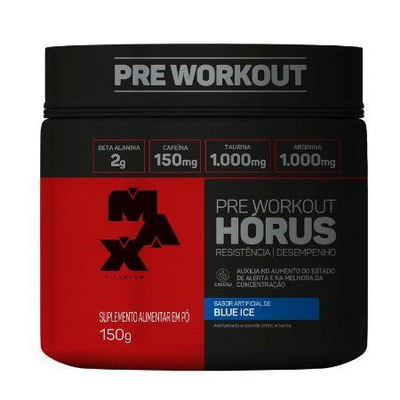 Horus Pré Workout - Maxtitanium