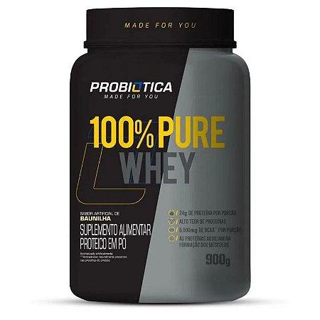 100% Pure Whey (900g) - Probiotica