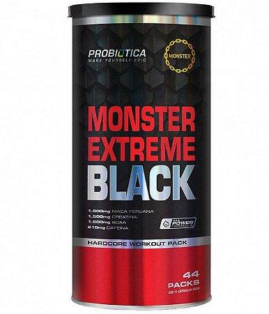 Monster Extreme Black (44 Packs) - Probiotica
