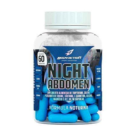 Night Abdomen (60 Cápsulas) - Body Action