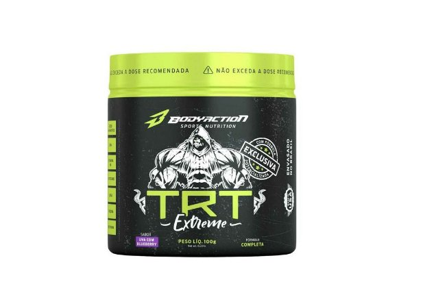 TRT Cycle (100g) - Body Action