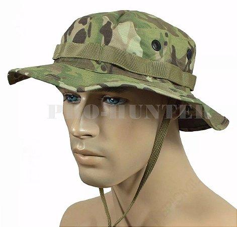 Chapéu Militar Boonie Hat Fox Boy Multicam