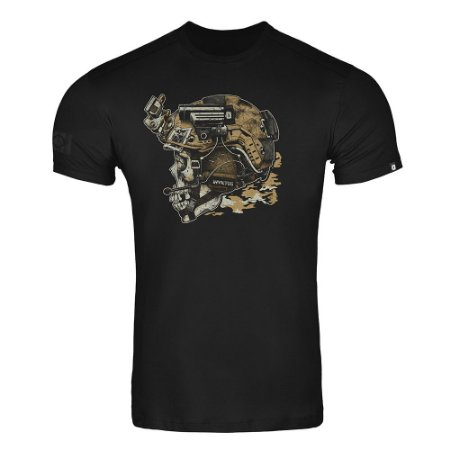 Camiseta Masculina Concept Blackjack - Invictus