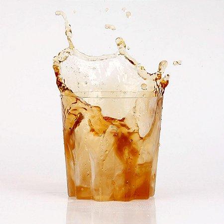 Copo 300ml - Whisky Acrílico Descartável (10 uni no pacote)