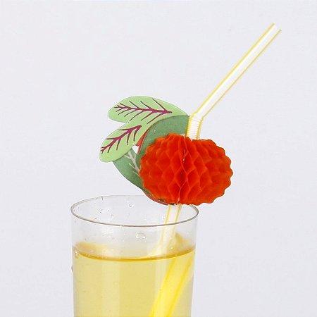 Canudo Frutas