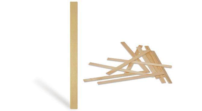 Mexedor madeira - Quadrado (40 unidades)
