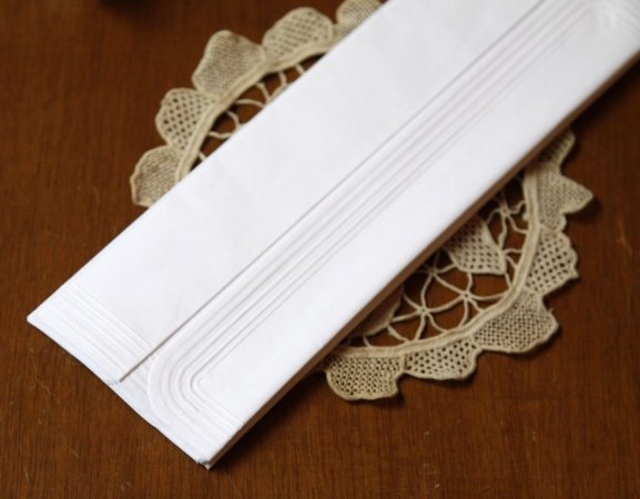 Papel Toalha Para Lavabo De Luxo - Estilo Clássico (25 Folhas)