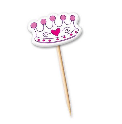 Lollipops Coroa de Princesa