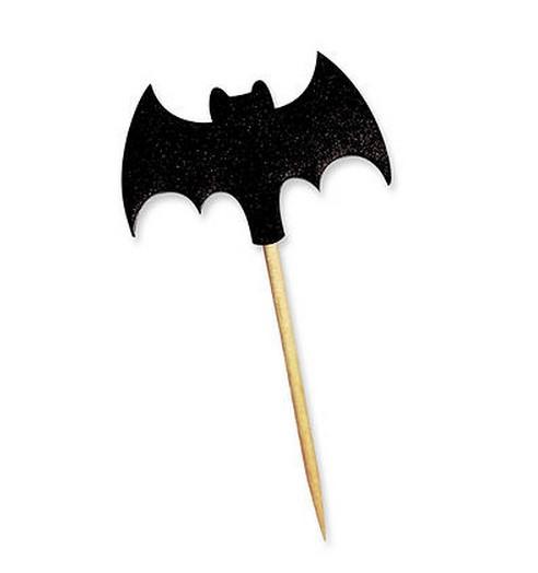 Lollipop Morcego Preto