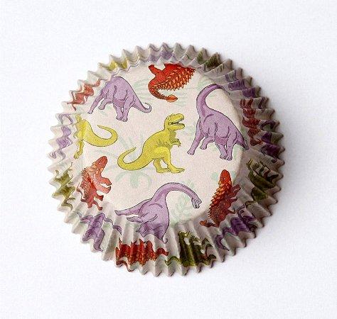 Forminha Cupcake - Dinossauros