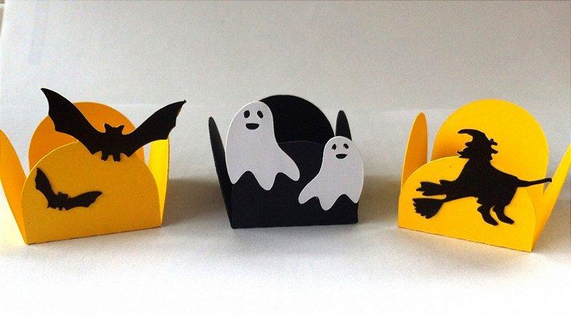 Forminhas Halloween