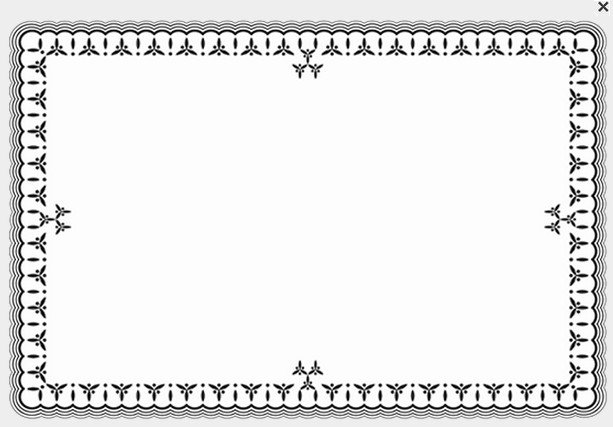 Jogo Americano De Luxo - 32x48cm