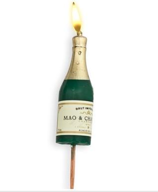 Kit De Velas -  Champagne