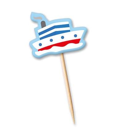 Lollipop- Barco - (12 unidade) *Queima de estoque*