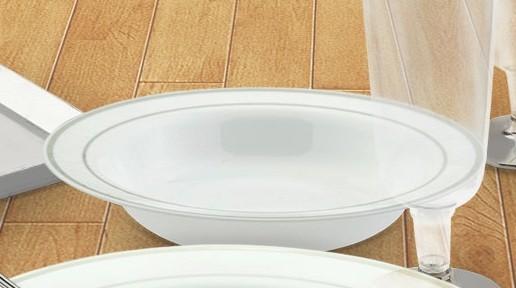 Prato De Sopa - Linha Luxo