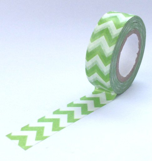 Washi Tape - Missoni  Verde
