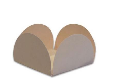 Forminha Pétalas - Lisa Marfim