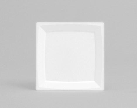 Prato milan branco quadrado 13,7 Cm