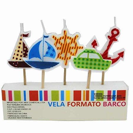 Vela Formato Barco