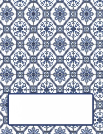 Place Card - Azulejos