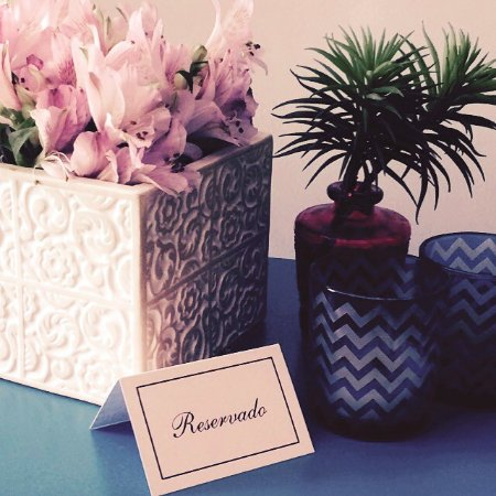 Place Card - Reservado