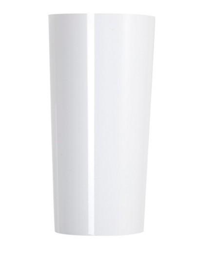 Copo 340ml Longdrink Branco (10 uni p/ Pacote).