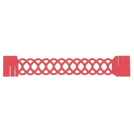 Porta Guardanapo - Wave Vermelho