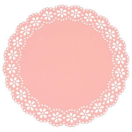Sousplat - Blossom Rosa