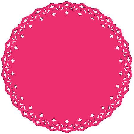 Sousplat - Liss Pink (6 unidades)