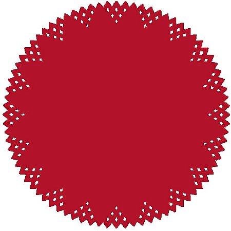 Sousplat - Pine Vermelho